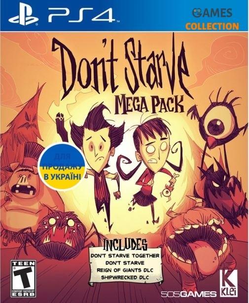 Don't starve mega pack (PS4)-thumb