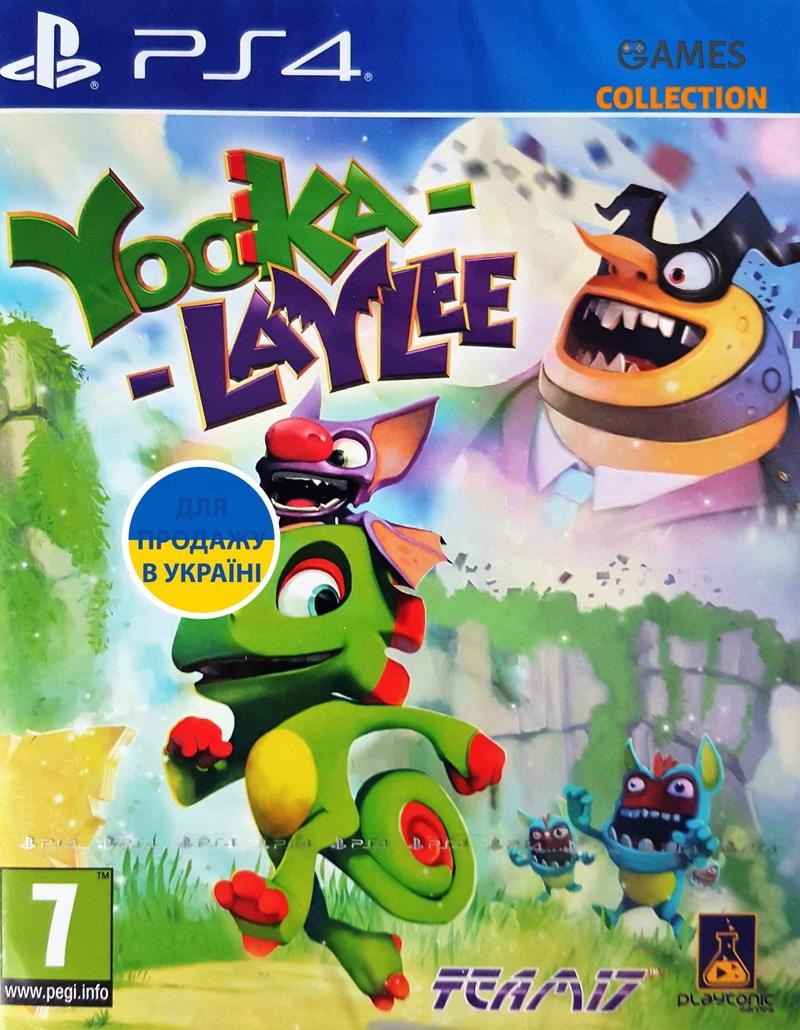 Yooka-Laylee (PS4)-thumb