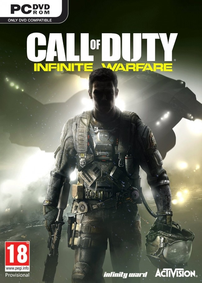 Call of Duty: Infinite Warfare Ключ (PC)-thumb