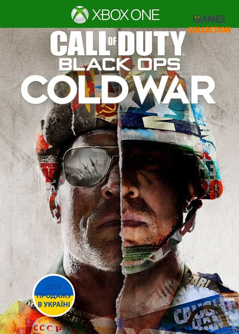 Call of Duty: Black Ops-Cold War (XBox One) Б/У-thumb