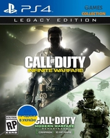 Call of Duty: Infinite Warfare Legacy Edition (PS4) ENG-thumb