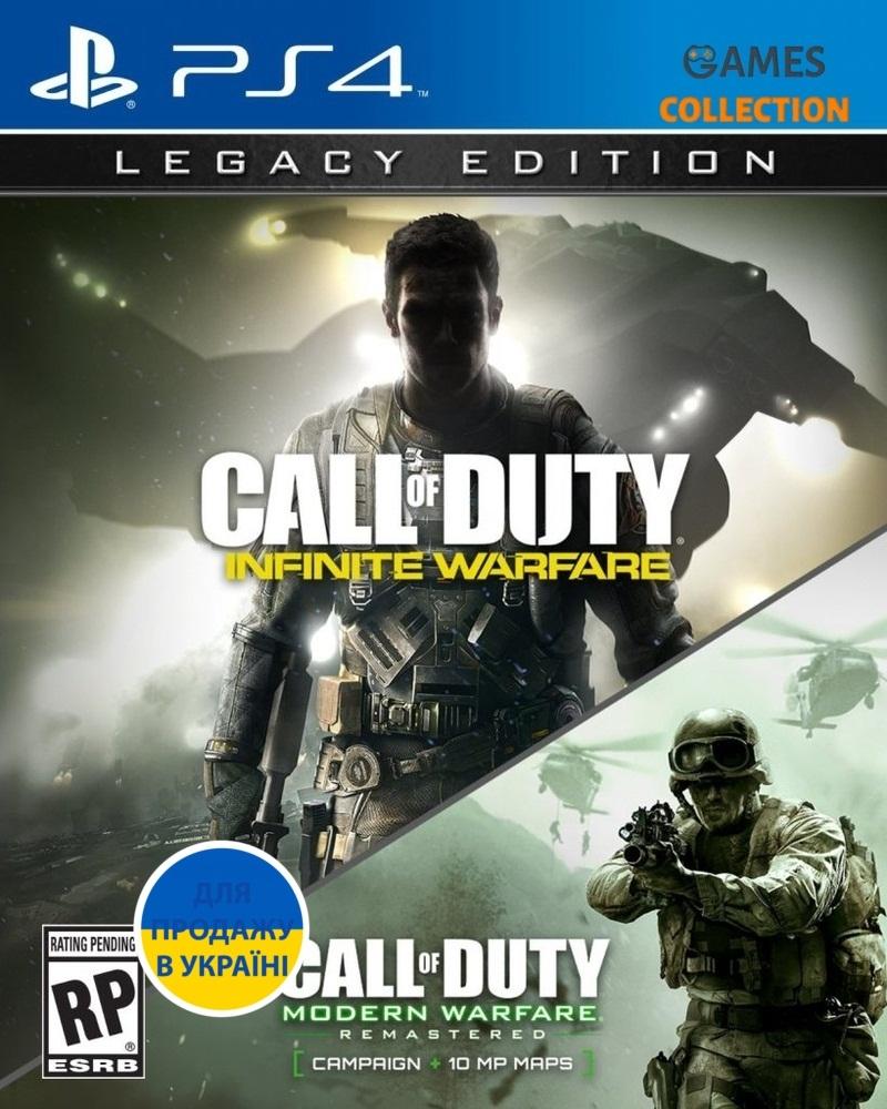 Call of Duty: Infinite Warfare Legacy Edition (PS4) ENG-thumb