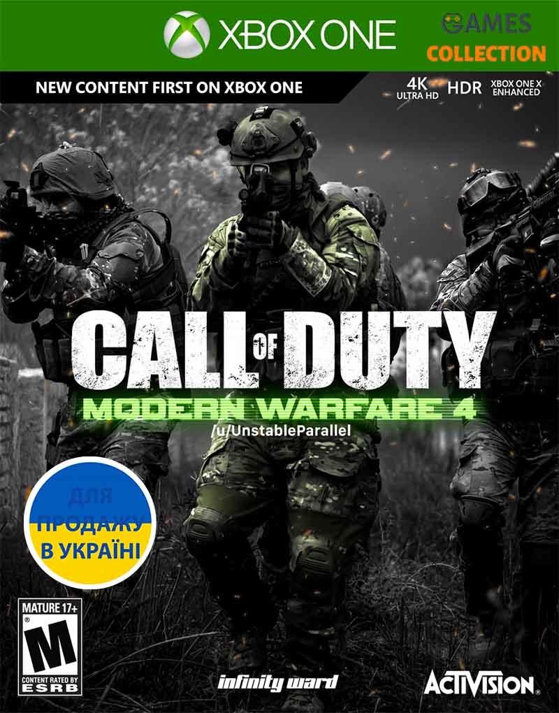 Call of Duty: Modern Warfare 4 (XBox One)-thumb