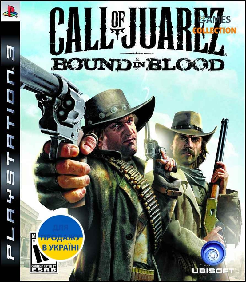 Call of Juarez: Bound in Blood (PS3)-thumb