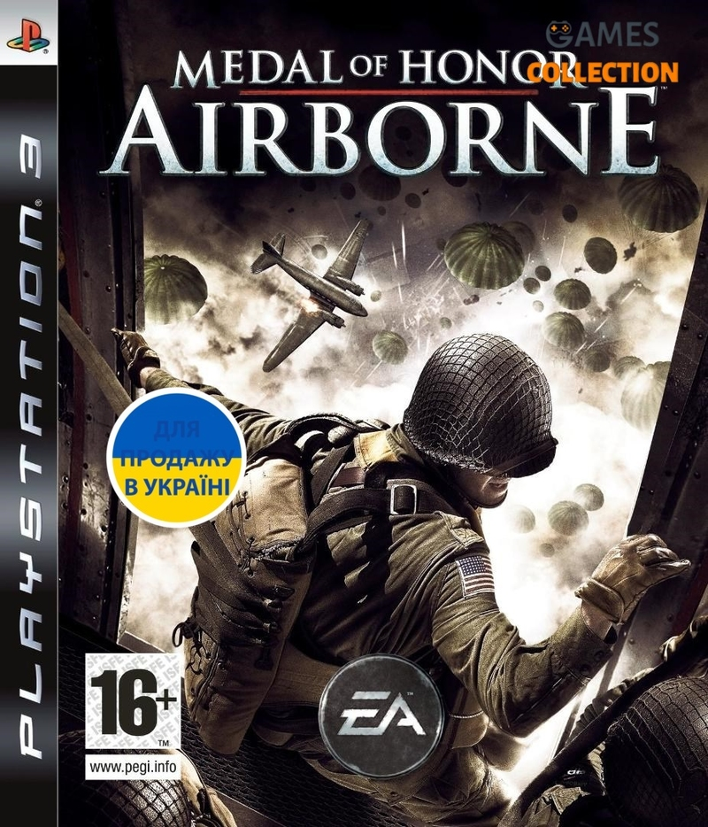 Medal of Honor: Airborne (PS3)-thumb