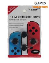 Набор насадок на стики N-Switch Thumbstick Grip Caps DOBE (TNS-1873) (Switch)-thumb