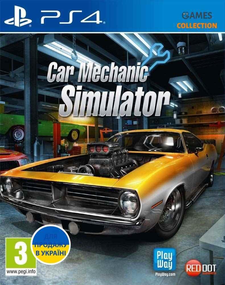Car Mechanic Simulator (PS4)-thumb