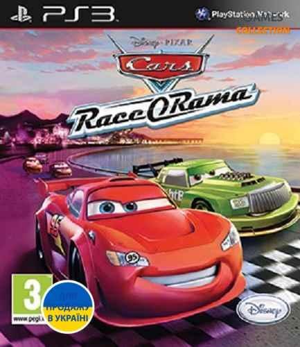 Disney/Pixar Cars: Race-O-Rama (PS3)-thumb