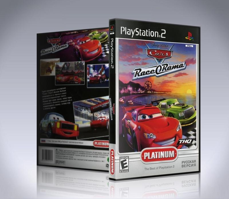 Cars Race O Rama (PS2)-thumb