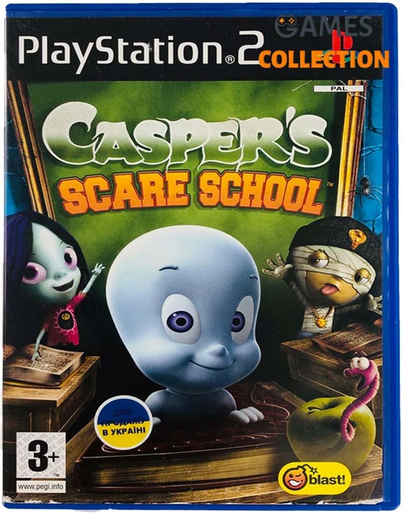 Casper's Scare School (PS2) Б/У-thumb