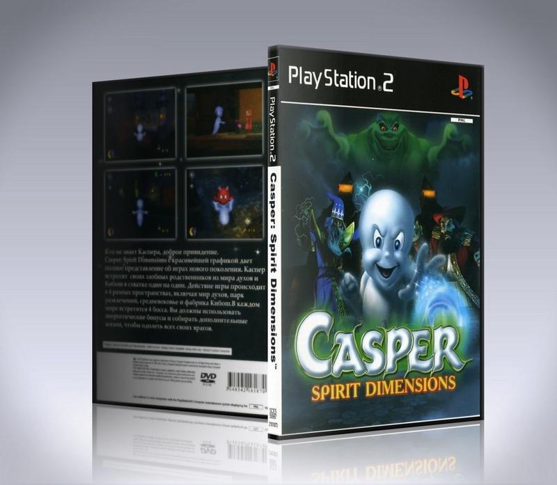 Casper Spirit Dimensions (ps2)-thumb