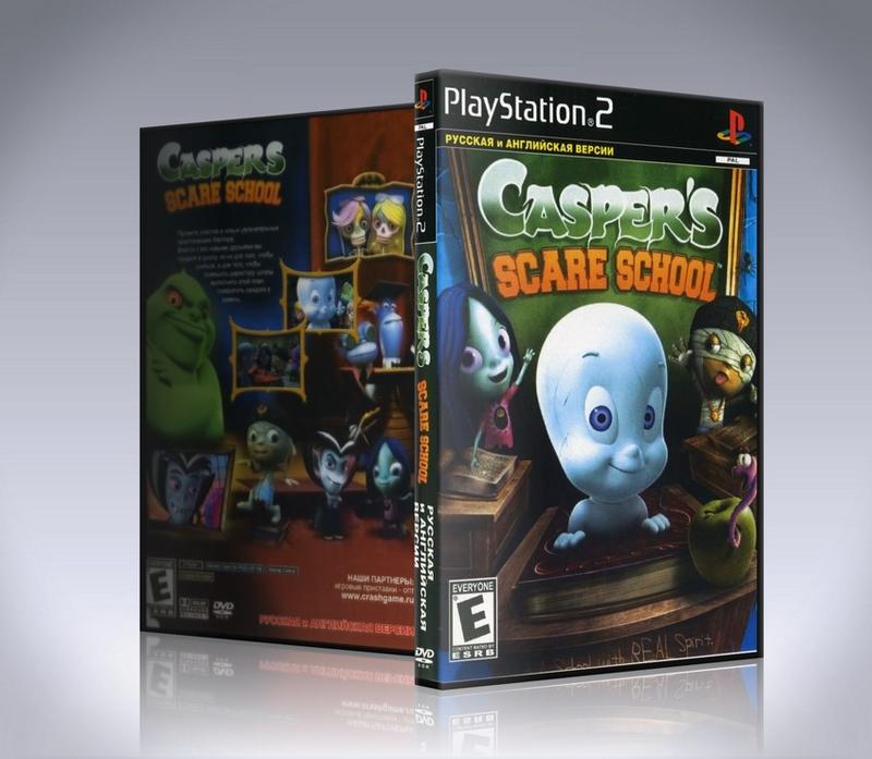 Casper's Scare School (ps2)-thumb