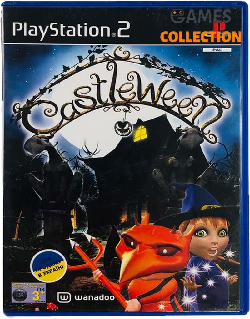 Castleween (PS2) Б/У-thumb
