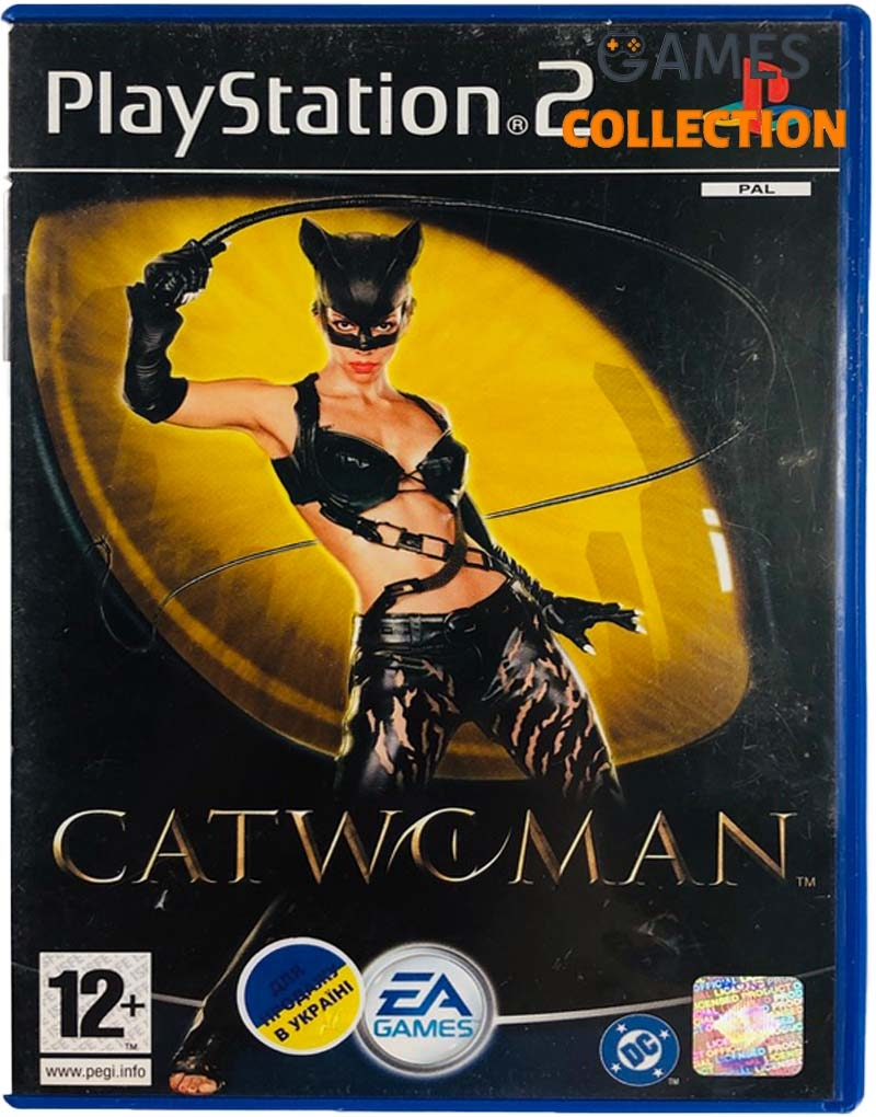 Catwoman (PS2) Б/У-thumb
