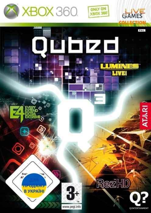 Qube (XBOX360)-thumb