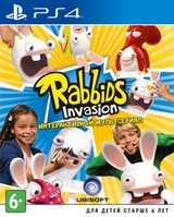 Rabbids Invasion [PS4, русская версия]-thumb