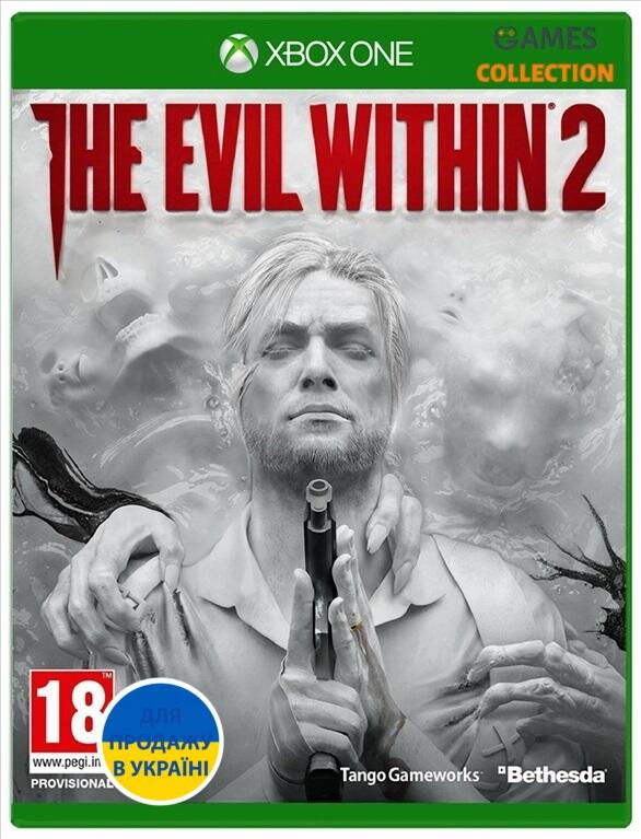 Evil Within 2 (Xbox One)-thumb