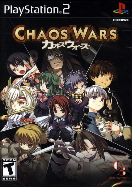 Chaos Wars (PS2)-thumb