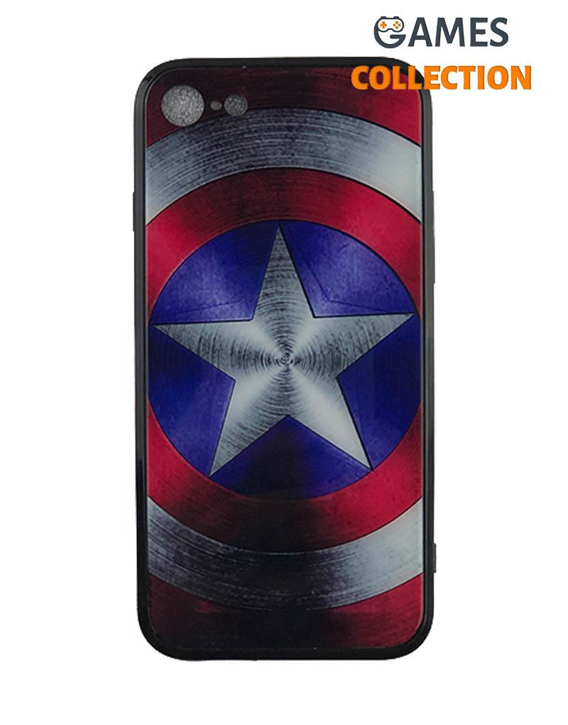 Чехол Капитан Америка (Iphone 7_8)-thumb
