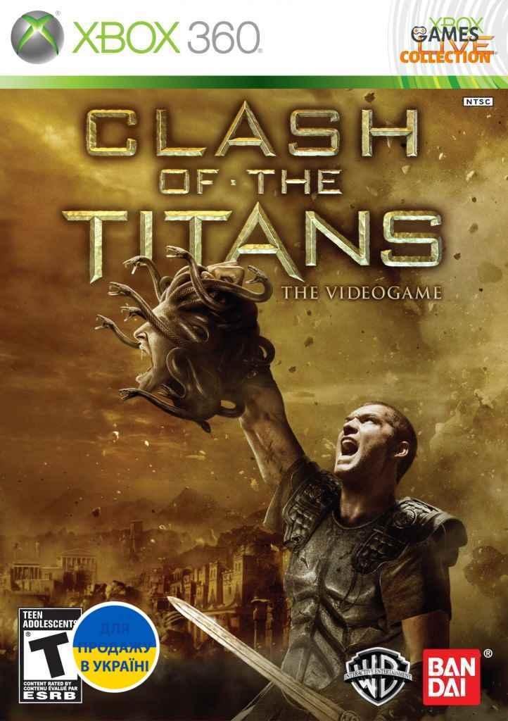 Clash of the Titans (XBOX360)-thumb