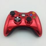 Джойстик беспроводной  (Хромированный красный) (Xbox 360)-thumb