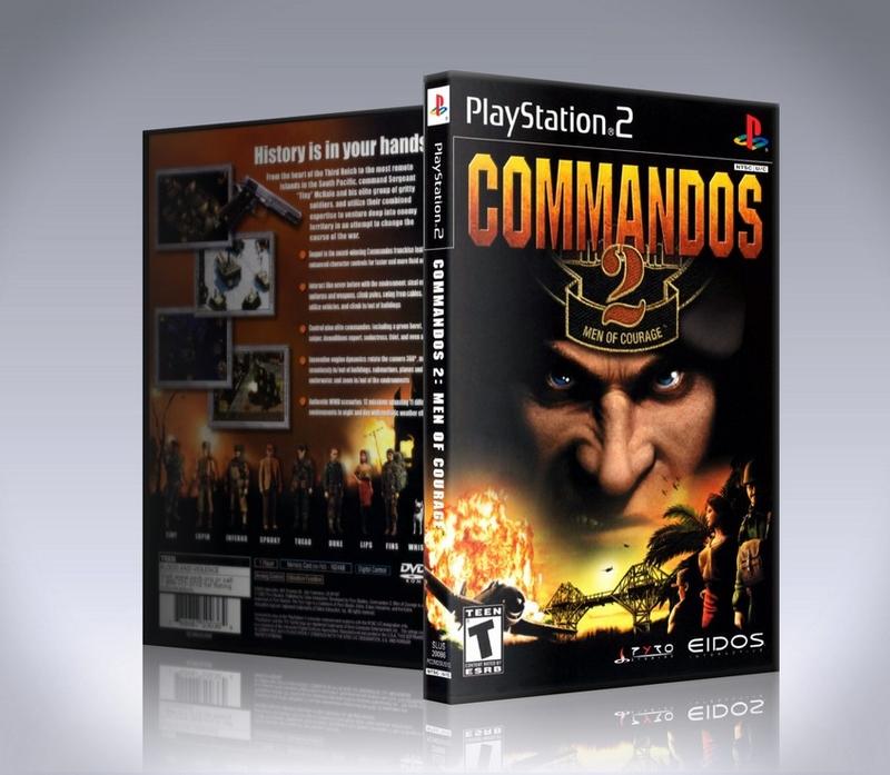 Commandos 2 (ps2)-thumb