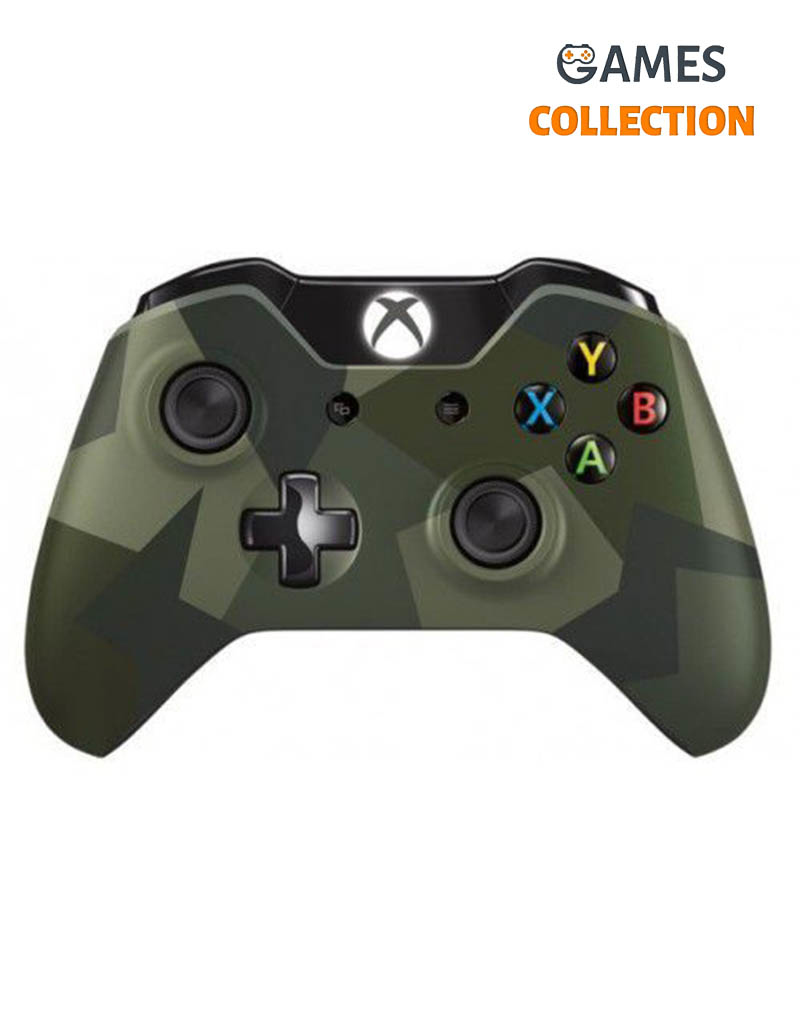 Xbox One S Wireless Controller – Armed Forces 2 Microsoft Official (Xbox One) (Б/У)-thumb