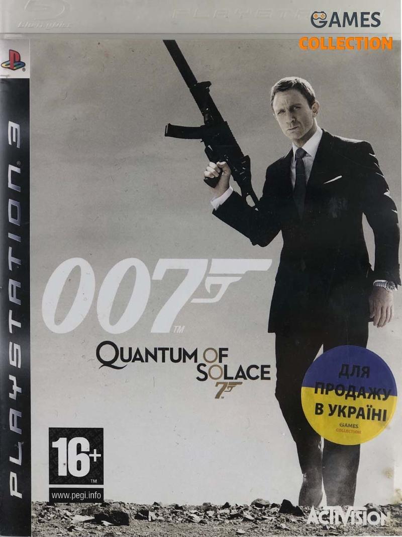 007 Quantum Of Solace (PS3)-thumb