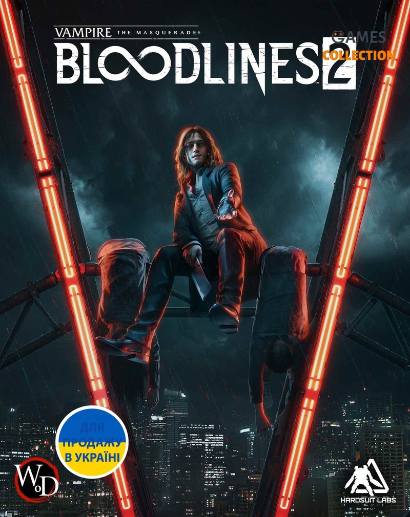 Vampire: The Masquerade-Bloodlines 2 (PS5)-thumb