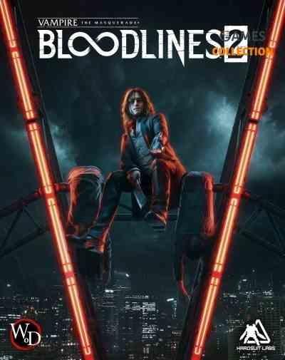 VAMPIRE: THE MASQUERADE BLOODLINES 2 КЛЮЧ (РС)-thumb