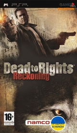 Dead to Rights (PSP)-thumb