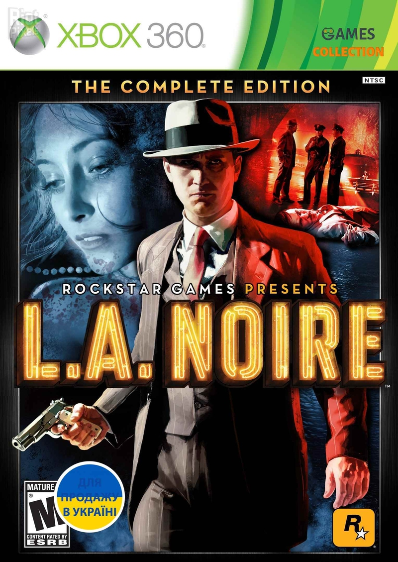 L.A. Noire: The Complete Edition (XBOX360)-thumb
