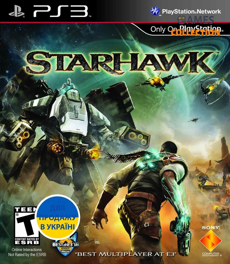 Starhawk (PS3)-thumb