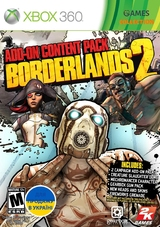Borderlands 2: Add-On Content Pack (XBox 360) Б/У-thumb