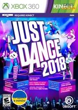 Just Dance 2018 (XBOX 360)-thumb