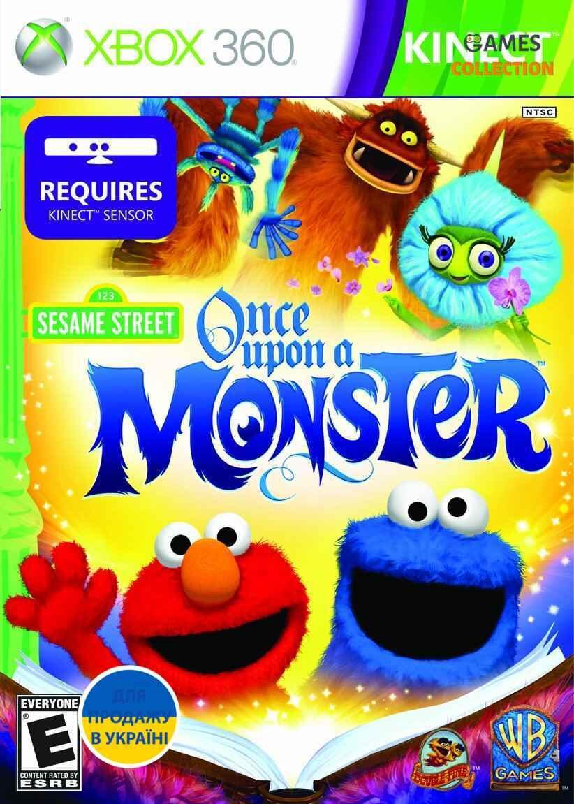 Sesame Street : Once Upon a Monster(XBOX360)-thumb