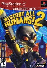 Destroy All Humans! 2 (PS2)-thumb