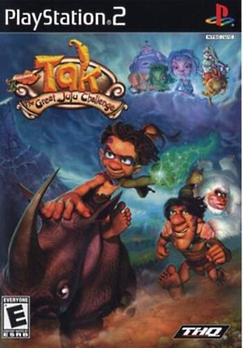 Tak: The Great Juju Challenge (PS2)-thumb