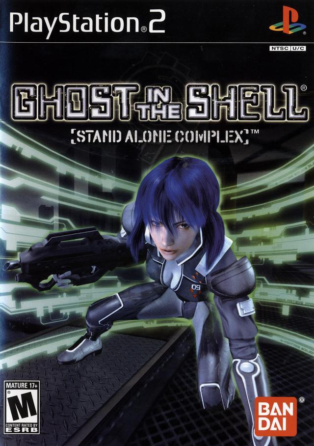Ghost in the Shell: Stand Alone Complex (PS2)-thumb