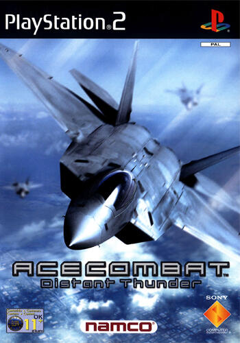 ACE COMBAT Distant Thunder (PS2)-thumb
