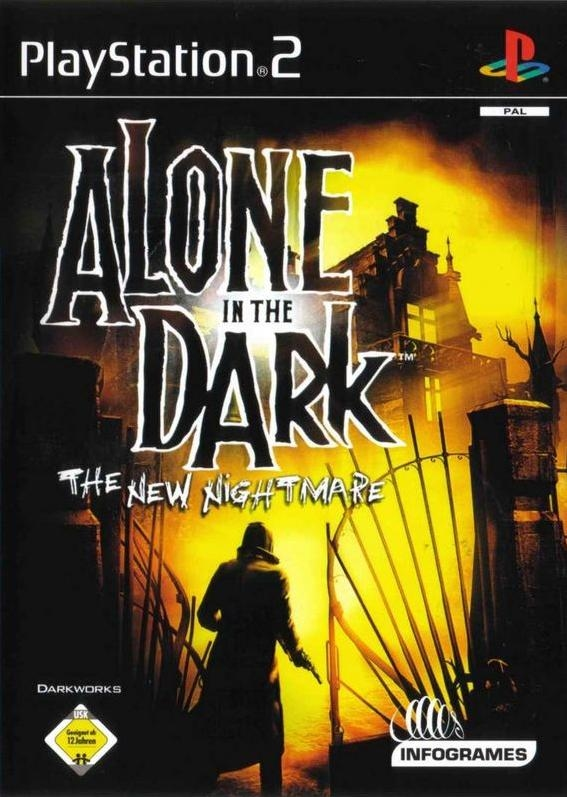 Alone In The Dark 4 – The New Nightmare (PS2)-thumb