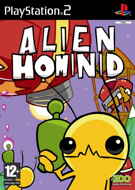 Alien Hominid (PS2)-thumb
