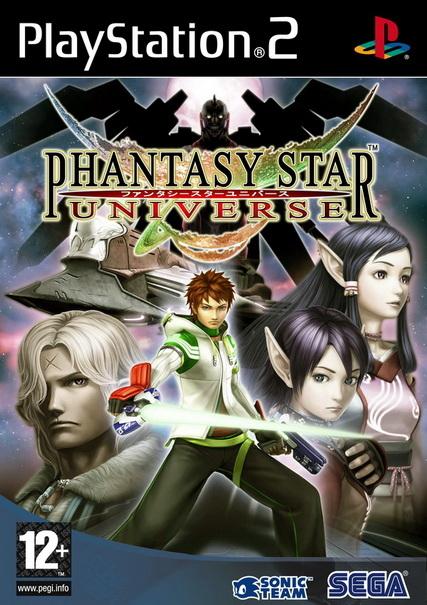 Phantasy Star Universe (PS2)-thumb