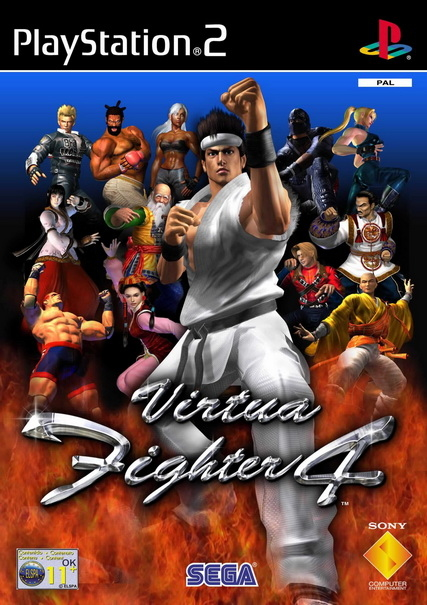 Virtua Fighter 4 (PS2)-thumb