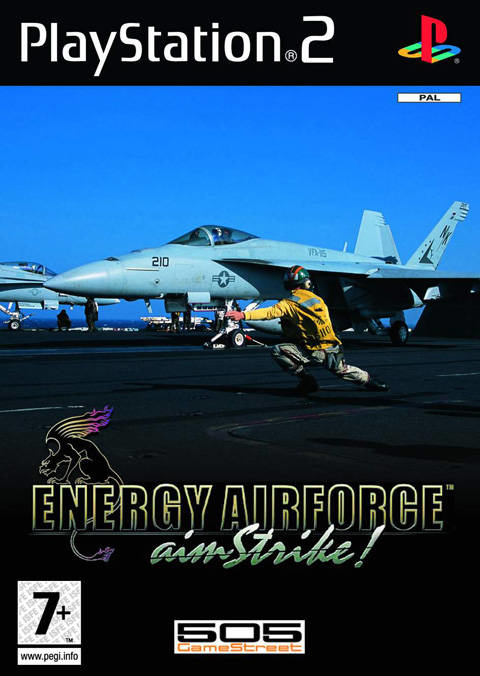 Energy Airforce aimStrike(PS2)-thumb
