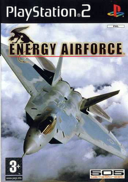 Energy Airforce (PS2)-thumb