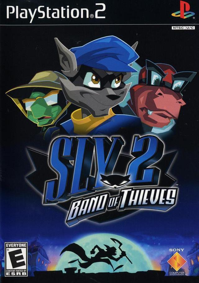 Sly 2: Band of Thieves (PS2)-thumb