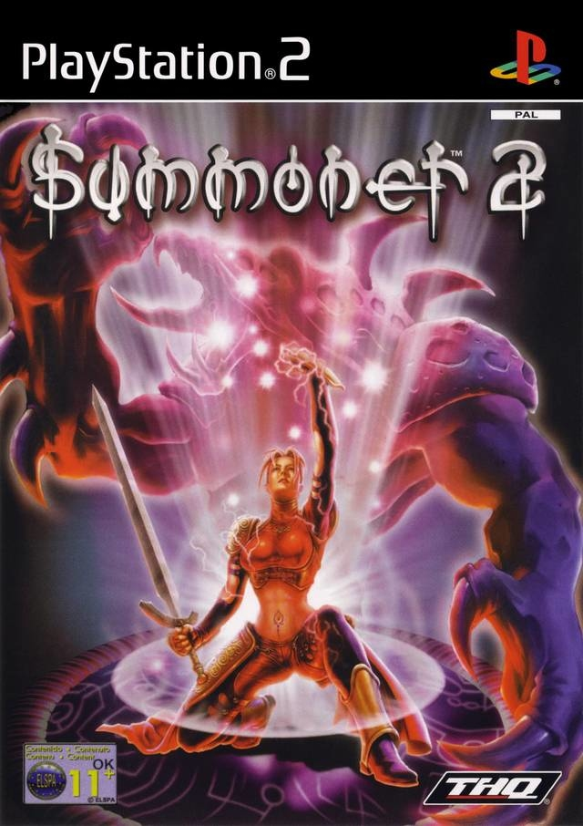 Summoner 2 (PS2)-thumb