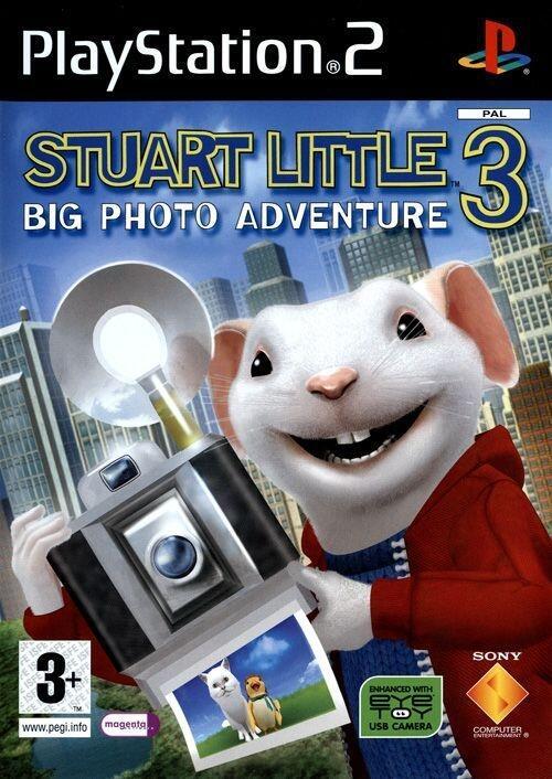 Stuart Little 3: Big Photo Adventure (PS2)-thumb