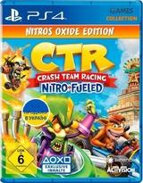 Crash Team Racing Nitro Fueled (Nitro Oxide Edition) (PS4)-thumb